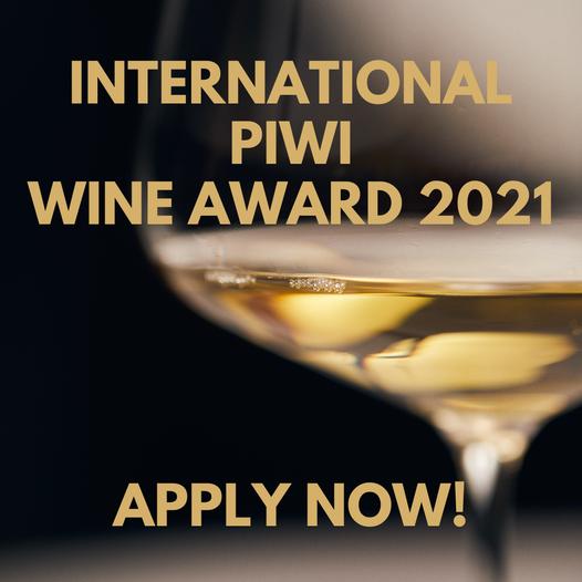 International PIWI Wine Award 5-7 novembre 2021
